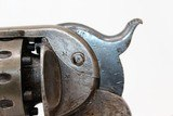 Marked CIVIL WAR Single Action Army STARR Revolver - 7 of 16