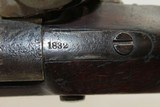 Antique US SPRINGFIELD Model 1816 FLINTLOCK Musket - 13 of 21