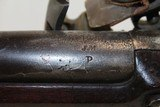 Antique US SPRINGFIELD Model 1816 FLINTLOCK Musket - 15 of 21