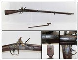 Antique US SPRINGFIELD Model 1816 FLINTLOCK Musket - 1 of 21