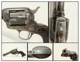 1st Gen COLT SAA Revolver in .32-20 WCF Made 1912 .32 WCF Colt 6-Shooter Made in 1912!