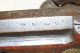 "1886 Dated BARNETT HUDSON BAY Co. Large Bore Percussion NORTHWEST TRADE GUN NATIVE AMERICAN ""Hudson Bay Fuke""! - 14 of 21"