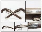 DISPLAYABLE Set NAPOLEONIC FRENCH Officer Pistols - 1 of 25