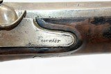 DISPLAYABLE Set NAPOLEONIC FRENCH Officer Pistols - 7 of 25
