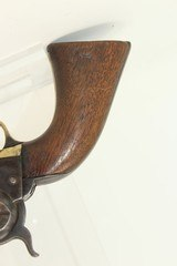 Mid-CIVIL WAR COLT 1860 ARMY Revolver Made in 1863 .44 Caliber Cavalry Revolver by Samuel Colt - 17 of 19