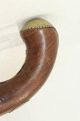 ANTIQUE Brass KETLAND FLINTLOCK Belt Pistol London Proofed Defensive Pistol - 3 of 17