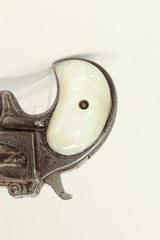 DENVER J.P. LOWER CASED ENGRAVED REM DERINGERRare Cased, Engraved Remington Double Deringer! - 12 of 14