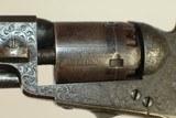 ABOLITIONIST Inscribed GUSTAVE YOUNG Engraved Cased Colt 1849 Pocket Revolver - 3 of 25