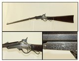 CIVIL WAR 2nd Model MAYNARD 1863 Cavalry Carbine .50 Caliber Percussion Saddle Ring Carbine