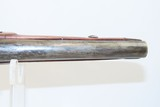 Antique DUTCH/BELGIAN Sea Service .69 Caliber FLINTLOCK Military Pistol .69 Caliber Naval Pistol Made Circa 1830s in Liege - 10 of 15