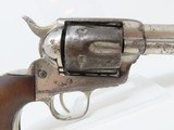 WINCHESTER SHIPPED LETTERED Antique BLACK POWDER Colt SAA in .44-40 WCF NEW MEXICO STATE POLICE Marked 1937! - 16 of 19
