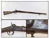Antique ELI WHITNEY MISSISSIPPI Rifle Musket