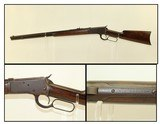 WINCHESTER 1892 Lever Action .25-20 WCF Rifle C&R Classic Lever Action Rifle Made in 1905
