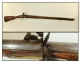 NAPOLEONIC-Era BROWN BESS Flintlock Rifle-Musket Late-18th/Early-19th Century Infantry Rifle from Liege!