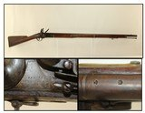 Ramsay Sutherland BROWN BESS FLINTLOCK Musket 3rd Pattern Made Circa 1820 for the New Brunswick Militia - 1 of 23