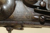 Ramsay Sutherland BROWN BESS FLINTLOCK Musket 3rd Pattern Made Circa 1820 for the New Brunswick Militia - 10 of 23