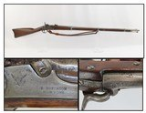 CIVIL WAR New York Made EDWARD ROBINSON CONTRACT US Model 1861 Rifle-MUSKET 1863 Dated Mid-War Contract Model Musket! - 1 of 22