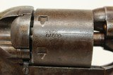 RARE Richards-Mason US NAVY Colt M1861 38 Revolver Government Inspected Navy Sidearm! - 10 of 24