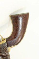 RARE Richards-Mason US NAVY Colt M1861 38 Revolver Government Inspected Navy Sidearm! - 21 of 24