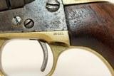 RARE Richards-Mason US NAVY Colt M1861 38 Revolver Government Inspected Navy Sidearm! - 19 of 24