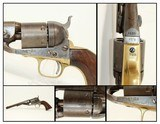 RARE Richards-Mason US NAVY Colt M1861 38 Revolver Government Inspected Navy Sidearm!