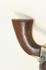 RARE Richards-Mason US NAVY Colt M1861 38 Revolver Government Inspected Navy Sidearm! - 3 of 24