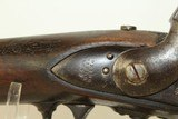 CONFEDERATE, SHORTENED SPRINGFIELD M1840 Musket Mexican-American War Period Musket Cut for Cavalry - 9 of 24