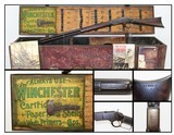 Antique Winchester 1873 Belonging to SAMUEL F CODY - 24 of 24