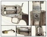 """USN"" Marked ANTEBELLUM COLT 1851 NAVY Revolver Manufactured in 1856 in Hartford, Connecticut!"