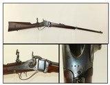 "RARE ""Old Reliable"" SHARPS Mid-Range .40-70 Rifle"