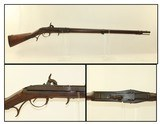"Scarce HARPERS FERRY Model 1819 Hall EARLY US BREECHLOADER 52 Caliber Rifle Dated ""1831"" - 1 of 21"