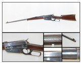 Factory Lettered 1903 WINCHESTER M1895 Lever Action Rifle .35 WCF C&R First Year for .35 Winchester Cartridge - 1 of 25