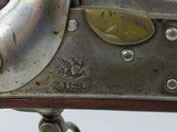 SIBERIA Marked SPRINGFIELD M1816 Smoothbore .69 Caliber Musket Antique 1839Curiously SIBERIA Marked Musket with BAYONET! - 8 of 23