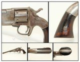 RARE Civil War ALLEN & WHEELOCK Center Hammer NAVY 1 of 500 Lipfire Revolvers Made In 1861 and 1862!