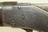 """RARE SHARPS Model 1878 BORCHARDT """"SPORTING"""" Rifle 1 of 610 Single Shot """"Sporting"""" Rifles Manufactured! - 8 of 25"""