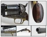 Antique CIVIL WAR Era 3rd Model COLT DRAGOON .44 Cal. PERCUSSION Revolver One of 10,500; Made in 1858