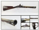 REVOLUTIONARY WAR Era British 1762 Dated FLINTLOCK BLUNDERBUSS by GALTON 250+ Year Old BRASS BARRELED Close Range Weapon!