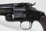 OTTOMAN CONTRACT .44 Henry Smith & Wesson New Model No. 3 REVOLVER Rare S&W Made as a Sidearm to their Winchester 1866! - 4 of 20