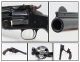 OTTOMAN CONTRACT .44 Henry Smith & Wesson New Model No. 3 REVOLVER Rare S&W Made as a Sidearm to their Winchester 1866!