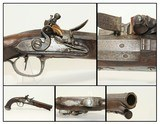 NAPOLEONIC Antique FLINTLOCK Pistol by LECLERCFirst Empire Big Bore .69 Caliber for an Officer