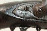 SIMEON NORTH US Model 1819 FLINTLOCK c 1821 Pistol - 6 of 18
