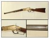 1876 Antique Winchester YELLOWBOY 1866 .44 CARBINE