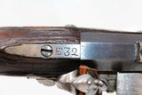 """BRACE of 18th C. SILVER Mounted FLINTLOCK Pistols Matching from the 1700s """"1st French Colonial Empire"""" - 8 of 25"""
