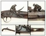 British Antique KETLAND Officer's FLINTLOCK Pistol .577 Caliber Pistol Made Circa