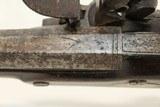 British Antique KETLAND Officer's FLINTLOCK Pistol .577 Caliber Pistol Made Circa - 11 of 19