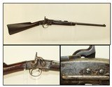 civil war mass. arms co. smith cavalry carbine extensively used by many cavalry units during war