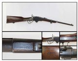 signed burnside contract spencer 1865 cav carbine antique saddle ring carbine made in providence, ri