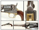 CIVIL WAR Antique COLT 1862 POLICE Revolver 36 Cal The Pinnacle of the Colt Percussion Line!