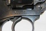 CONSECUTIVE Pair WEBLEY IV .38 S&W Revolvers Mid-20th Century British Service Pistol - 14 of 25