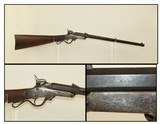 CIVIL WAR 2nd Model MAYNARD 1863 Cavalry Carbine Issued to IN & TN Cavalries! - 1 of 20